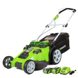 electric lawn mower 01