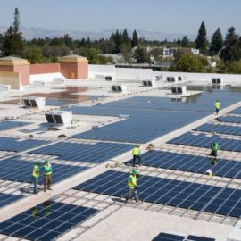 Solar Prices Drop Below Utility Delivery Prices