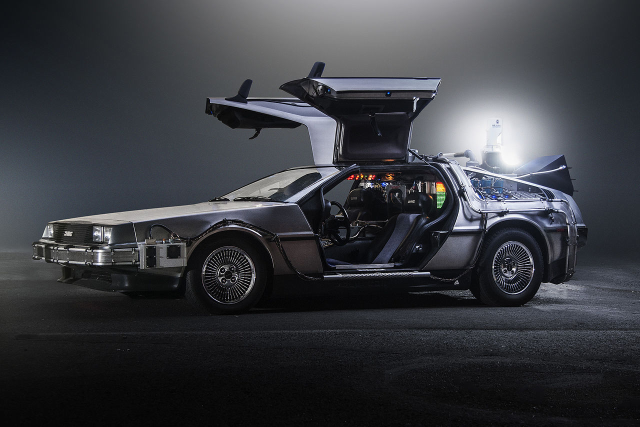 DeLorean 03